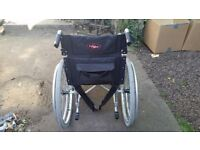 Enigma Self Propelled Wheelchair
