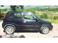 2005 Suzuki Ignis. Cheap to run.