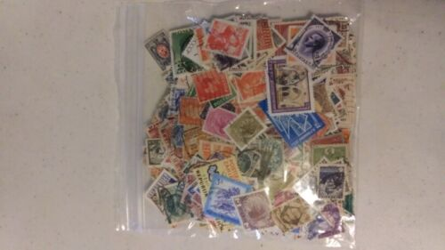 1100 + WORLDWIDE STAMPS * ALL DIFFERENT * FREE SHIPPING