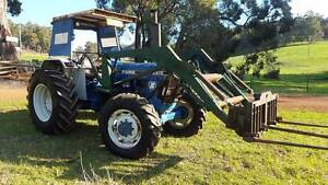 Tractor Ford 5610 Series 2 Donnybrook Donnybrook Area Preview
