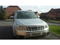 Subaru Forester XS 2011 Silver Automatic Petrol 2.0L The best 4X4