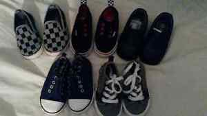 Size 5 & 6 boys shoes Peterborough Peterborough Area image 1