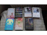 SEVEN JODY PICAULT PAPERBACK BOOKS