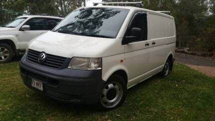 Volkswagen Transporter Deisel Turbo Automatic Van Nerang Gold Coast West Preview