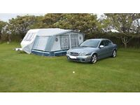 Caravan two birth complete with awning and many extras