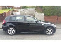 BMW 1series low milage good condition