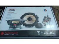 Focal Component Speaker Set