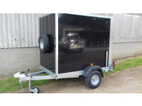 Box Trailer 6 x 4 x 5 Tickners ECo Box Trailer