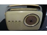 Bush original portable radio