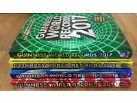 Guiness World Records Books 2014 - 2017