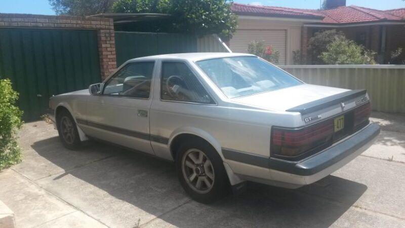 1984 TOYOTA SOARER 2.0GT GZ10 - Perth, Australia