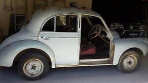 1956 Morris Minor Series 11 Sedan Junee Junee Area Preview