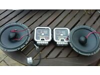 JBL Component Speaker Set