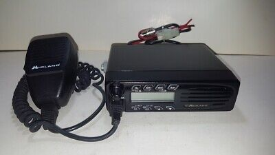 Midland Lmr Maxon Proline Ml3215 Vhf 146-174mhz Narrowband Radio 32ch 45w Murs