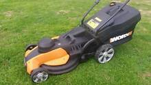 Worx 1600W 240V Corded Electric Lawn Mower Golden Grove Tea Tree Gully Area Preview