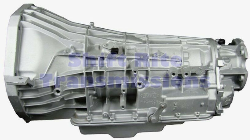 5r110w 2010 4x4 5.4l Remanufactured Transmission F-250 Ford Super Duty Rebuild
