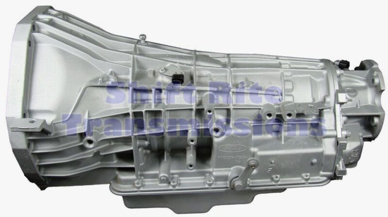 5r110w 2009 4x4 6.8l Remanufactured Transmission F-450 Ford Super Duty Rebuild