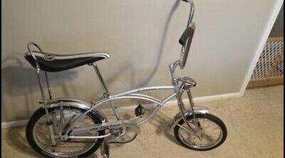 Schwinn Gray Ghost Krate Stingray Original Reproduction  Bike *Rare (Stingray Gray)