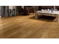 PORCELANOSA Linkfloor Oak Natural. 9 sq mtrs BRAND NEW BOXED - CHEAPER THAN TRADE