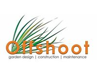Landscaper with experience required to work on forthcoming projects.
