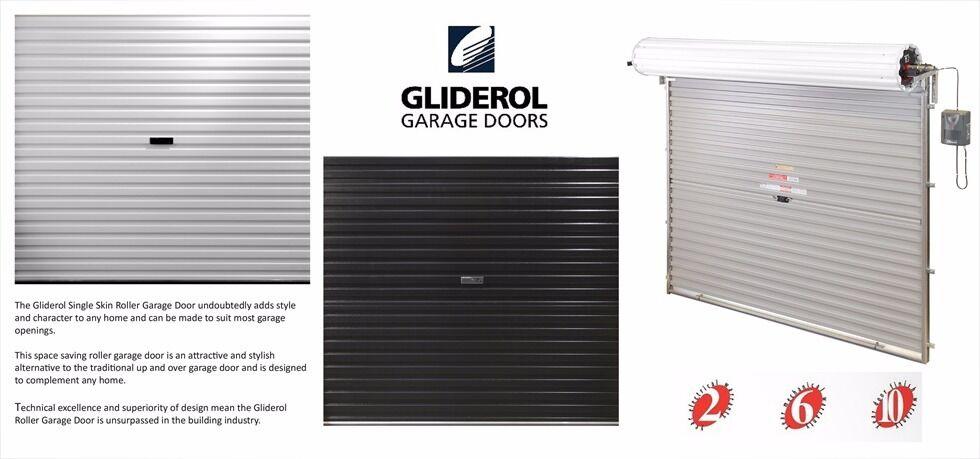 Gliderol Roller Garage Door 76 Wide X 70 High In Cambridge