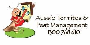Aussie Termites and Pest Management Logan Village Logan Area Preview