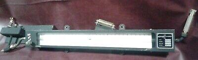Meriam Inclined Tube Manometer Model 40he35 Range 6