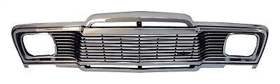 Crown Automotive J5465070 Grille Fits 79-85 Cherokee J20 Wagoneer Crown Automotive Grille
