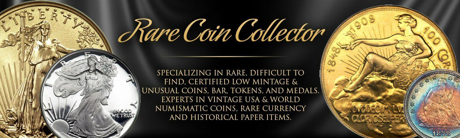 Rare Coin Collector