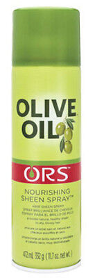 ORS - Olive Oil Nourishing Sheen Spray / Haarspray Glanzspray 472ml ()
