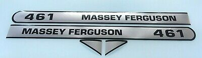 Massey Ferguson 461 Hood Decals