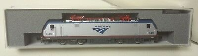 Amtrak Railroad Siemens ACS-64 electric 648 KATO 137-3003 DCC Installed N Scale for sale  Shipping to India