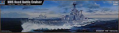 TRUMPETER® 03710 HMS HOOD Battle Cruiser in 1:200