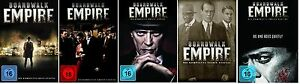 Boardwalk Empire - Season/Staffel 1+2+3+4+5 * DVD Set * NEU OVP