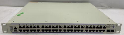 Lucent-alcatel Os6450-p48x 903844-90 Omniswitch W/ Os6450-xni-u2 Stack Module