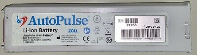 Zoll Autopulse Lithium Ion Battery - 2016