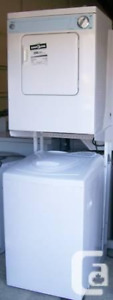 Kenmore portable washer And whirlpool dryer
