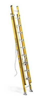 Werner D7120-2 Extension Ladder Fiberglass 20 Ft. Type Iaa