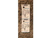 Ed Sheeran Tickets x 2 Galway