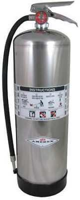 Amerex 240 Fire Extinguisher 2a Water 2.5 Gal