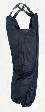 Helly Hansen 70417_590-L Rain Bib Overall,Navy,L