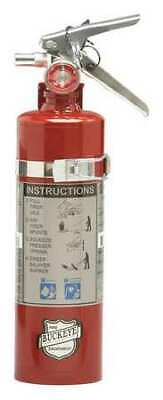 Buckeye 13415 Fire Extinguisher 10bc Dry Chemical 2.5 Lb
