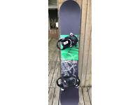 Snowboard - Bataleon Goliath 161 - Saloman Bindings