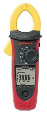 Amprobe Acdc-52nav Clamp-on Meter600kw600a