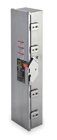 Square D By Schneider Electric J250DS Circuit Breaker Enclosure,3,3R,4,4X,& 5