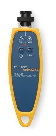 FLUKE NETWORKS VisiFault Visual Fiber Optic Fault Locator