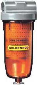 GOLDENROD 495 Fuel Filter, 4-5/16 x 9-1/2 In