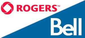 Wanted Rogers or Bell mobile cellular plan (MAX 20-25$/month)