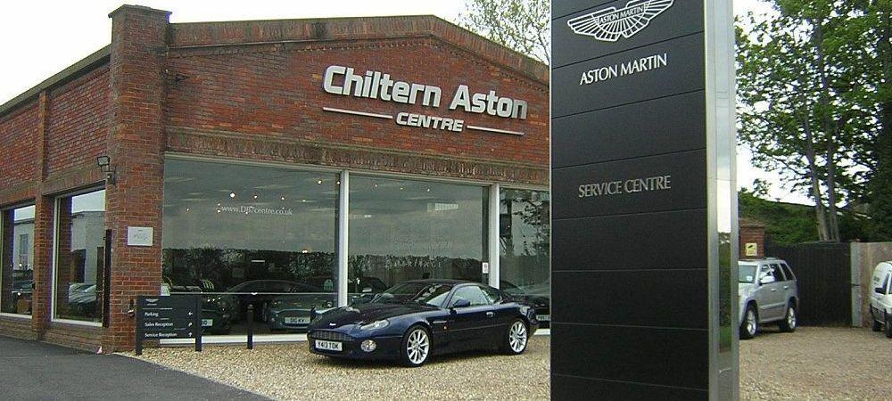 Chiltern Aston Centre Ltd