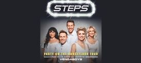 STEPS TICKETS X 4 BOURNEMOUTH BIC MON 27TH NOV 2017 SEATED UPPER BALCONY ROW P £195 THE FOUR